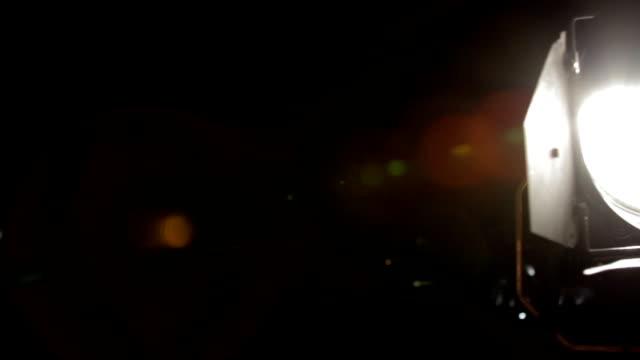 Lens Flare video