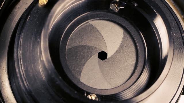 Lens shutter aperture mechanism 05