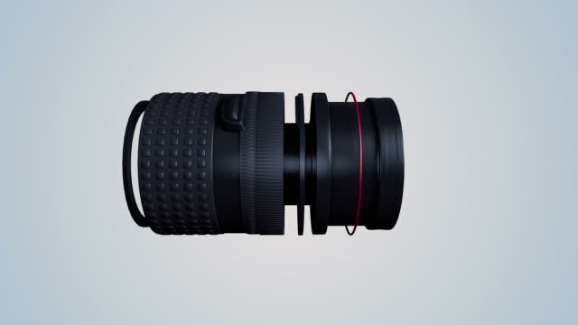 Lens Sideview video