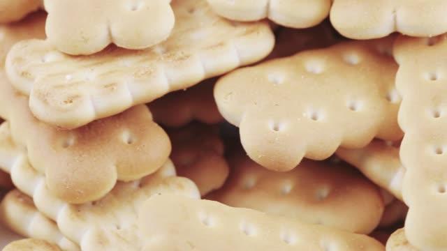 lenten cookies in bulk - icon set healthy video stock e b–roll