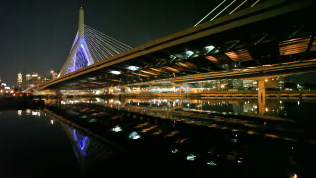 Leonard P. Zakim Bunker Hill Bridge video