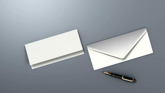 letter send - kuvert bildbanksvideor och videomaterial från bakom kulisserna