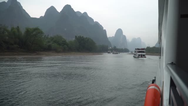 Li River Cruise video