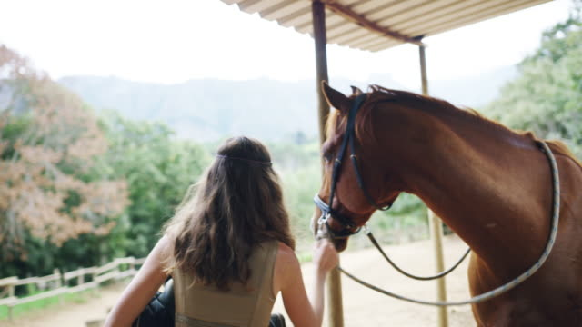 Life makes sense in the saddle