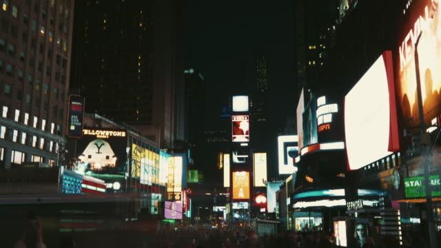 Life Of An Evening New York.