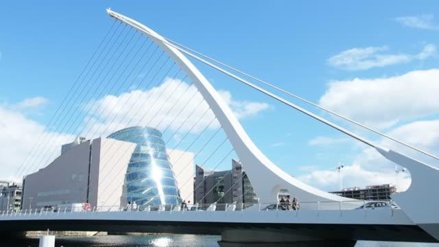 Lifestyle at Dublin, Ireland video