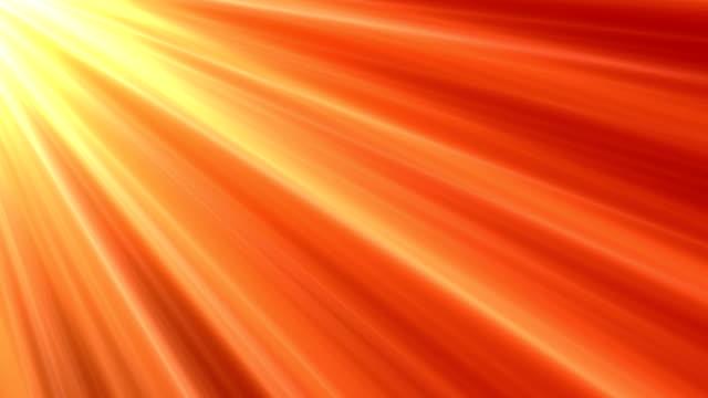4K Light beam abstract video