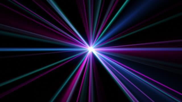 Light Blast, HD Animation video