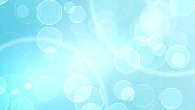 淺藍色抽象移動背景 - 亞洲中部 個影片檔及 b 捲影像