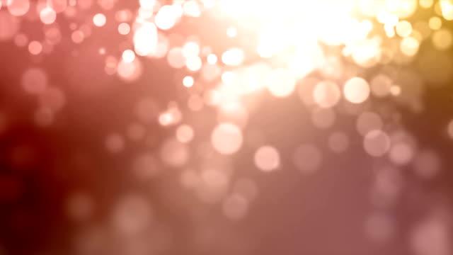 light blur of light spots for the background, bokeh video