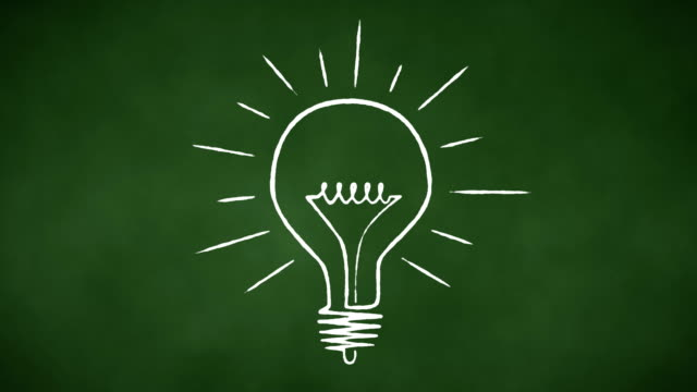 Light Bulb Loop video