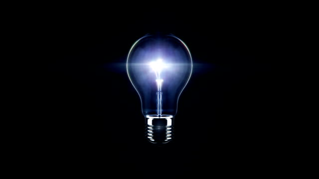 電球 - 電球点の映像素材/bロール