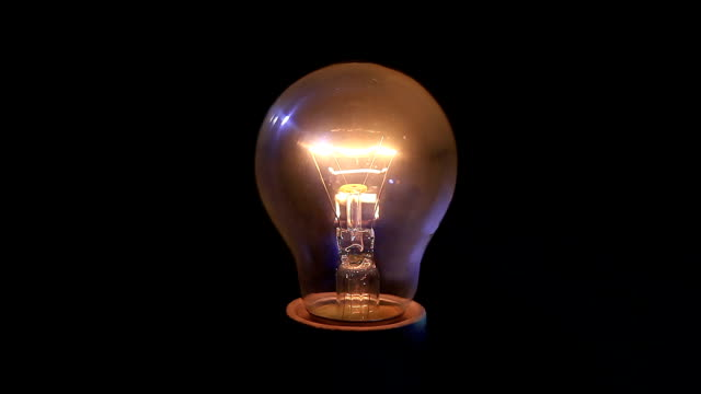 Light bulb video