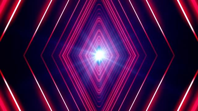 Light Corridor Loop video