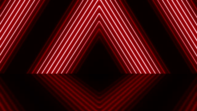 vj ışık olay konser led müzik videoları parti dans neon döngü göstermek - dans müziği stok videoları ve detay görüntü çekimi