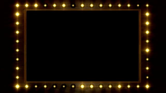 vídeos de stock, filmes e b-roll de frame claro com resíduo metálico do curso - lampada