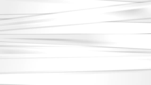Light grey abstract striped video animation video