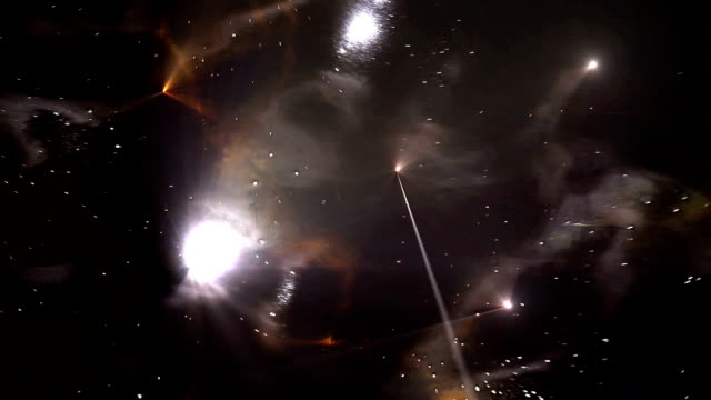 Light rays video