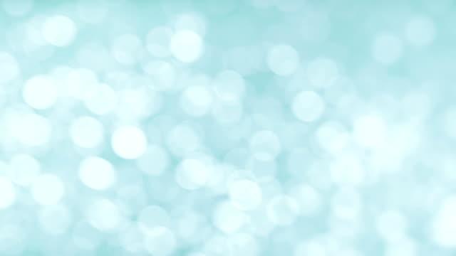 Light soft blue blurred background video