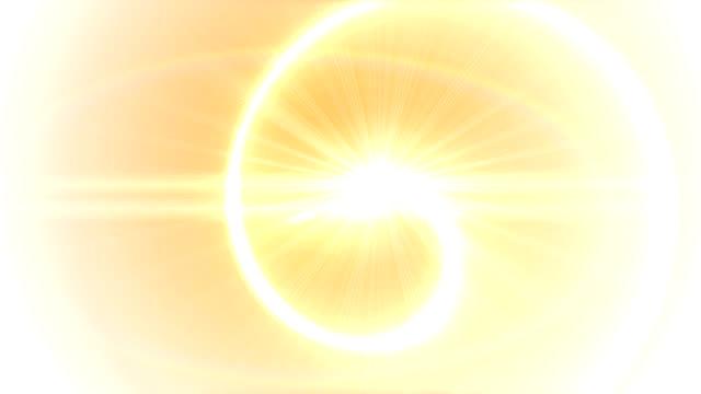 light spiral video