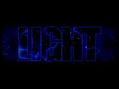 明るい星 - 文字記号点の映像素材/bロール