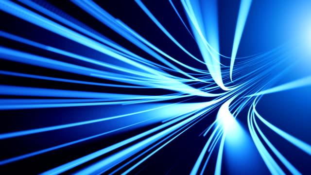 ljusstrimmor flyttar bakgrund - gångstig bildbanksvideor och videomaterial från bakom kulisserna