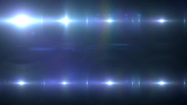 Light transition, lens flare, light leaks, overlays video