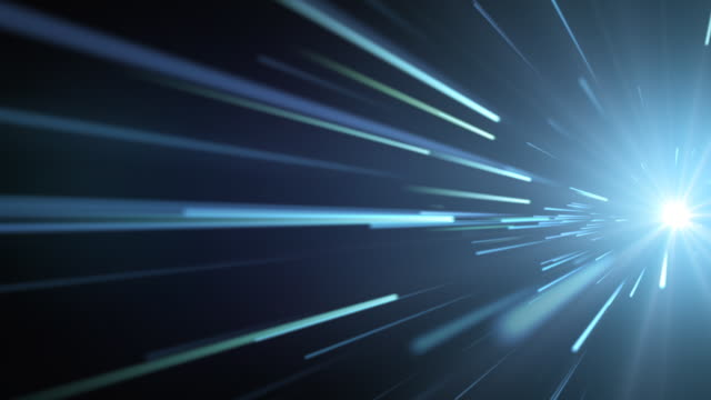 Light tunnel - HD LOOP video