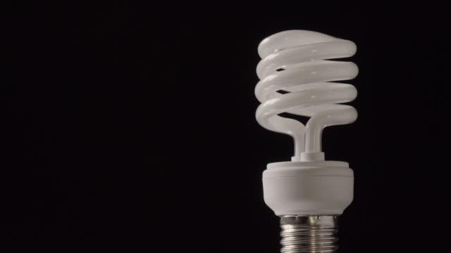 Lightbulb Turning. video
