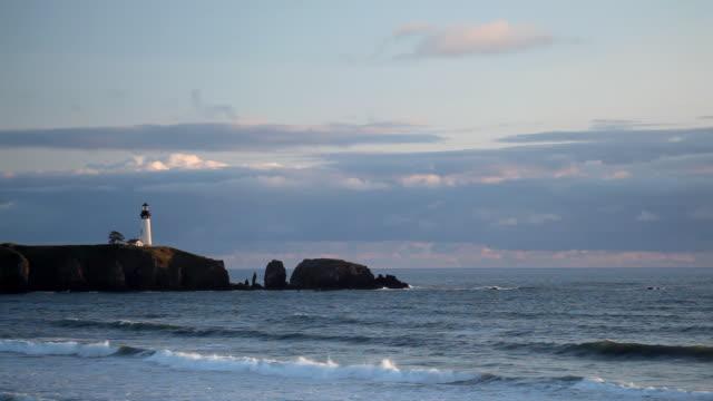 HD Lighthouse along Oregon Coast