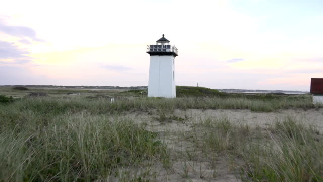 Lighthouse Among Dunes video