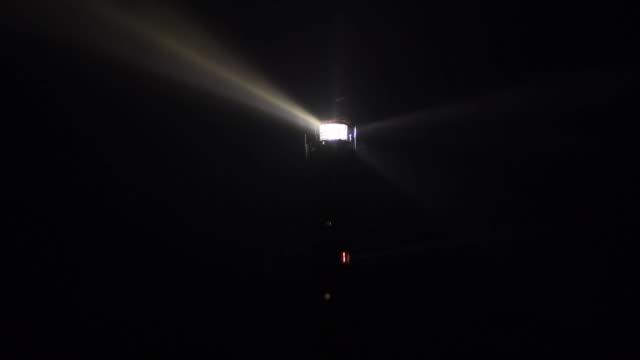 Lighthouse at the island of Schiermonnikoog video