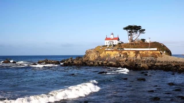 lighthouse crescent city