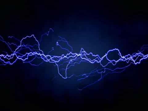Lightning Background video