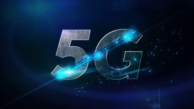 5G lightning fast
