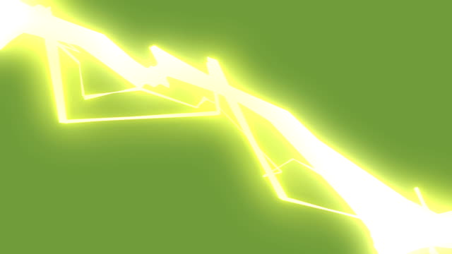 雷サージ - 雷点の映像素材/bロール