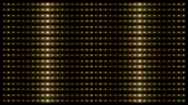 LED Lights Background video