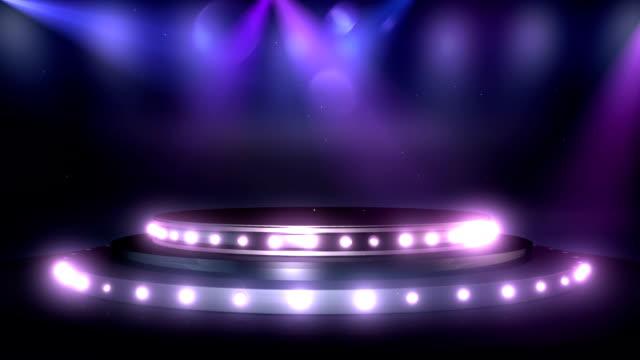 vidéos et rushes de lumières étape - art du spectacle