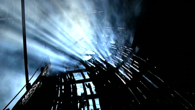 Lignt rays video
