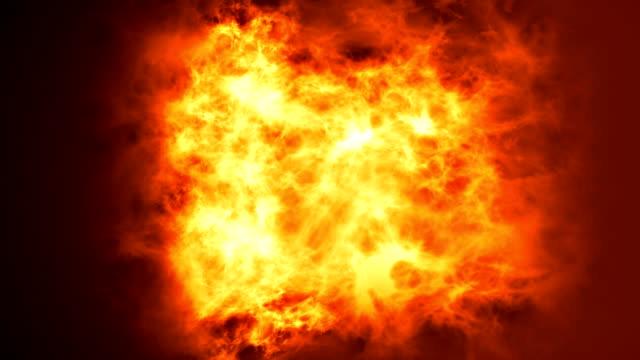 vídeos de stock e filmes b-roll de como o inferno - apocalipse