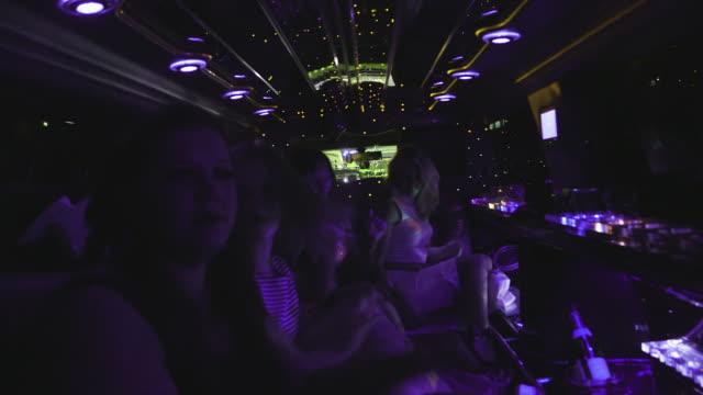 リムジンのパーティ ビデオ