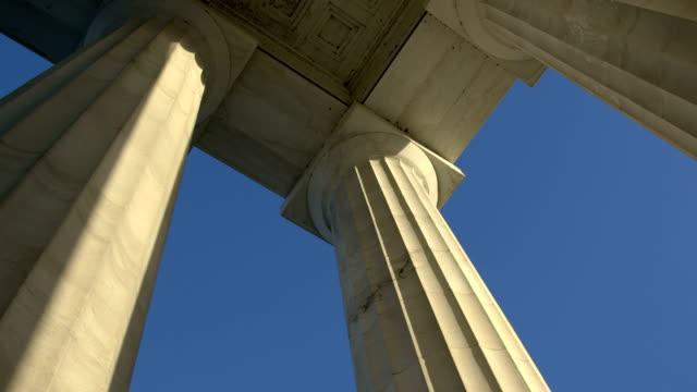 リンカーン記念柱パン - 記念建造物点の映像素材/bロール