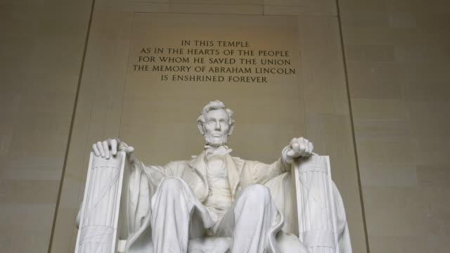 Lincoln Memorial DC, USA.