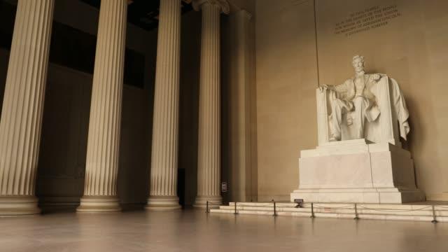 Lincoln Memorial in Washington DC USA