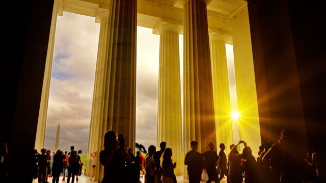 Lincoln Memorial, Washington Monument, District of Columbia – Video