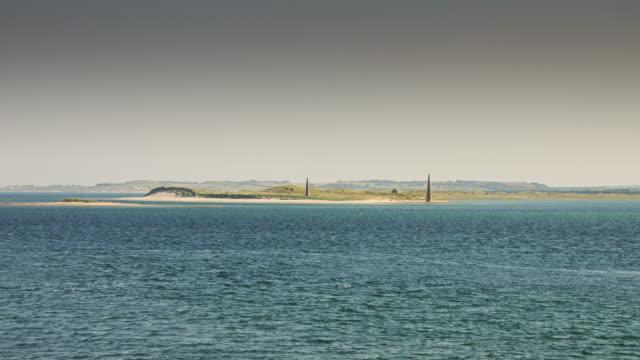 Lindisfarne Obelisks video