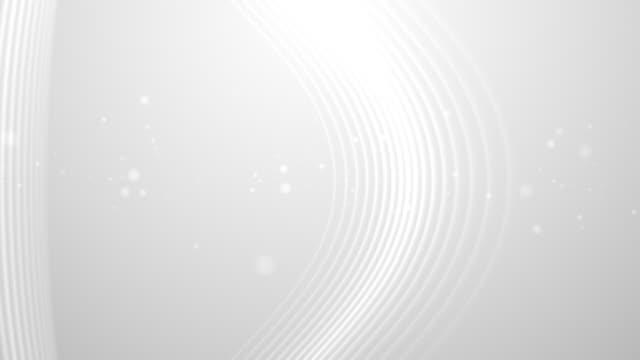 Lines Stroke Mobius-strip Background Loop White video