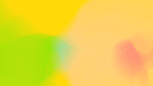 Liquid color organic animation. Fluctuation of green, yellow and red colours Liquid color organic animation. Fluctuation of green, yellow and red colours. Fluid colorful gradients video. Modern abstract gradient shapes composition. Minimal futuristic cover design. Stock footage abstract watercolour stock videos & royalty-free footage