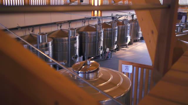 Liquid food cellar video