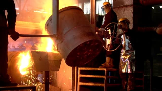 液體金屬6 - 鋼鐵 個影片檔及 b 捲影像